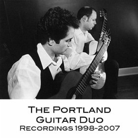The Portland Guitar Duo Recordings