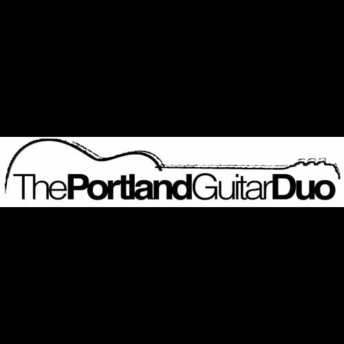 PDX Guitar Duo Logo